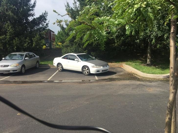 парковка авто