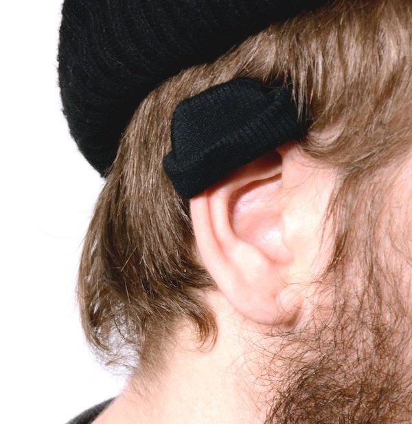 шапочка для уха