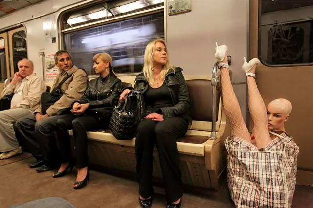 российское метро