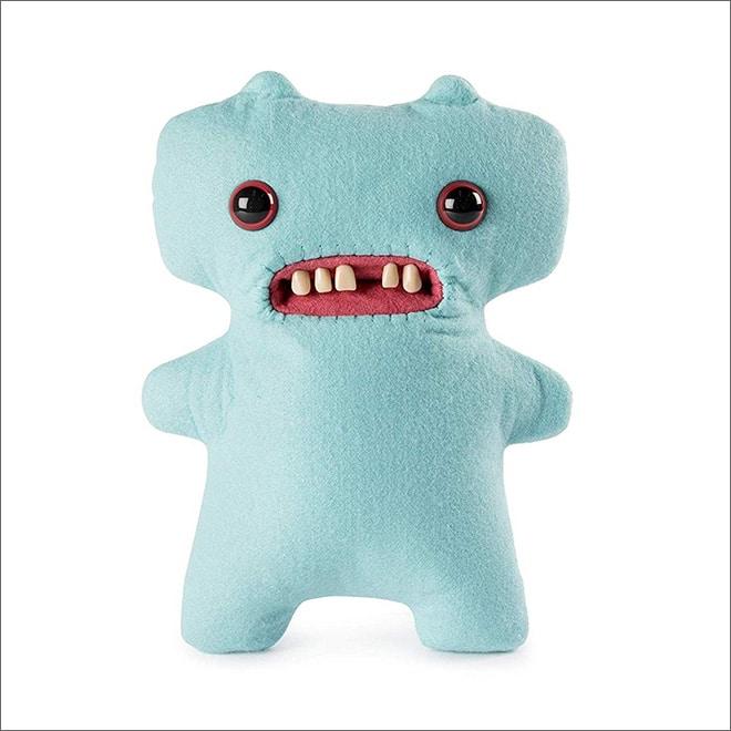 голубая игрушка