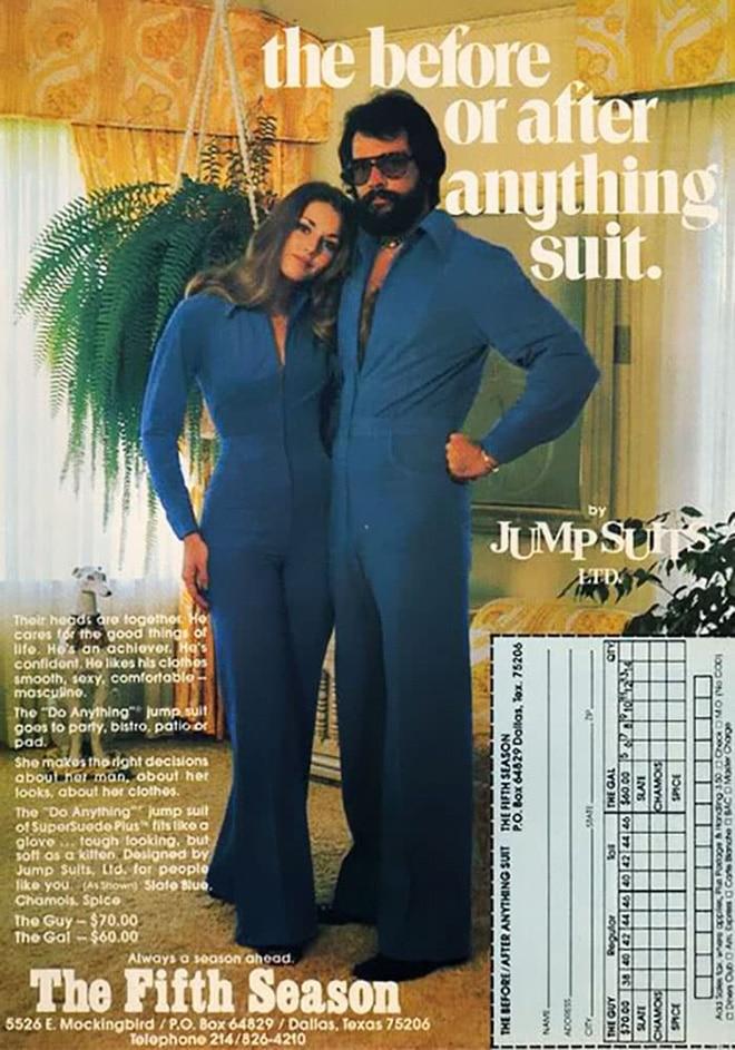 мужчина и женщина в комбинезонах