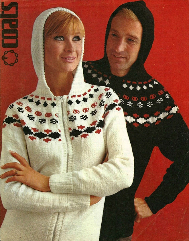 мужчина и женщина в кофте с капюшоном