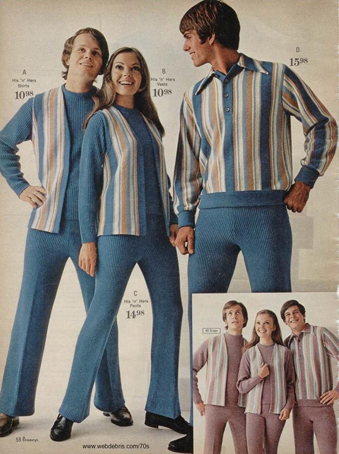 люди в трикотажной одежде