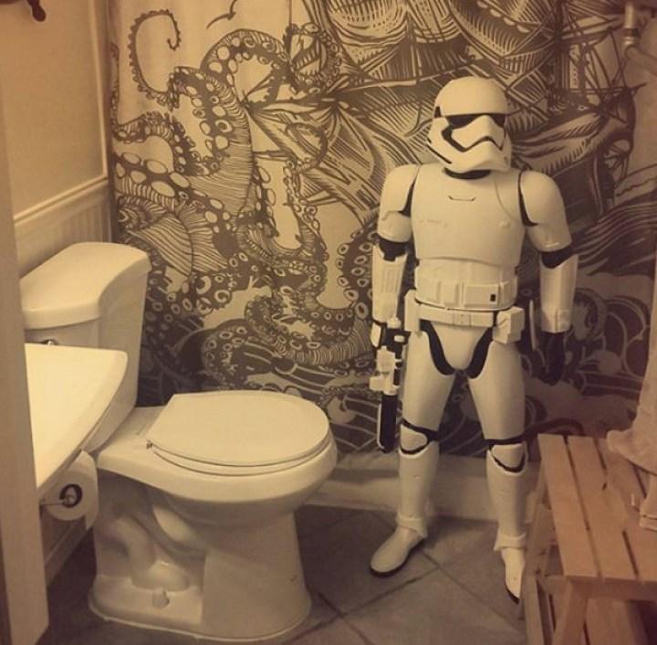костюм из Звёздных войн