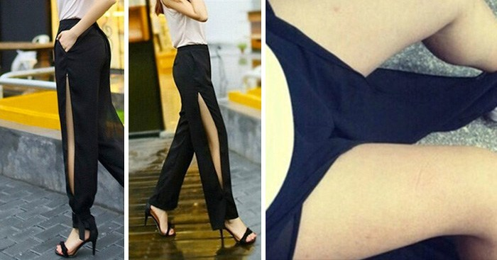 странные брюки