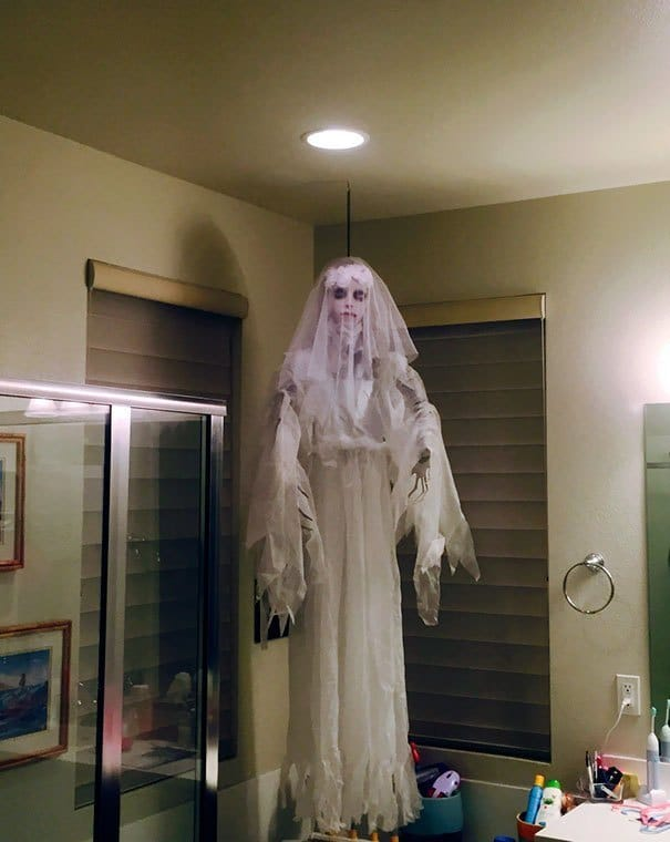 кукла к Хэллоуину