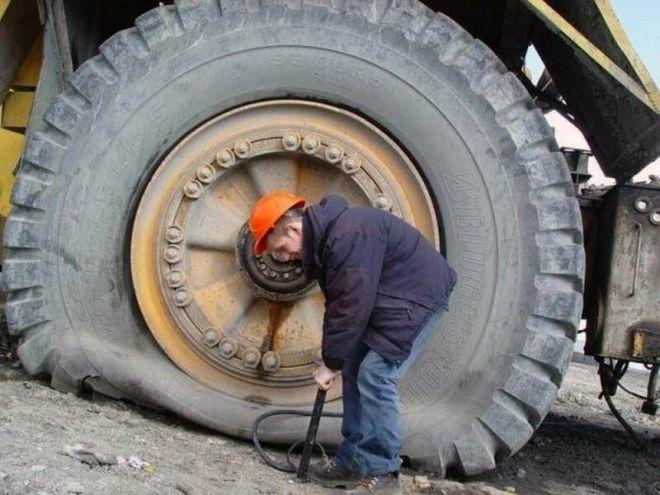 шины трактора