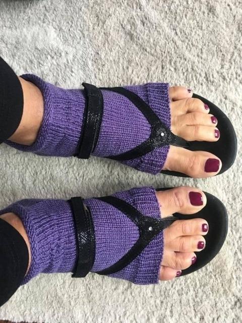 женская обувь и носки