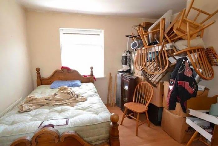 бардак в комнате
