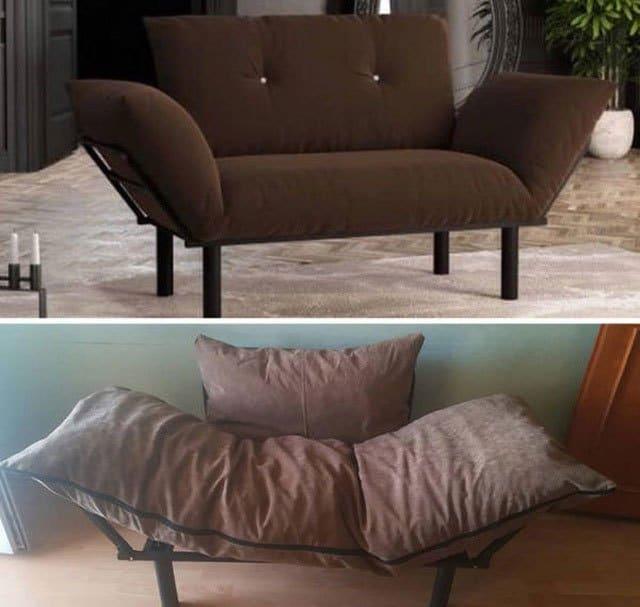 ожидание и реальность диван