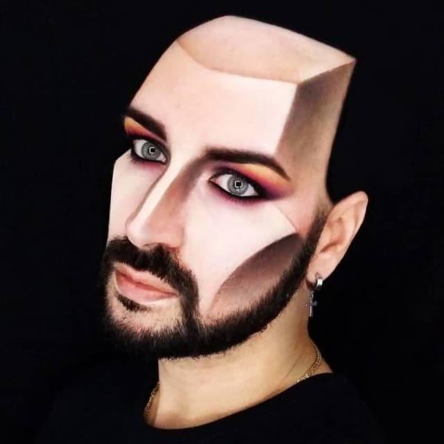 удивительный макияж