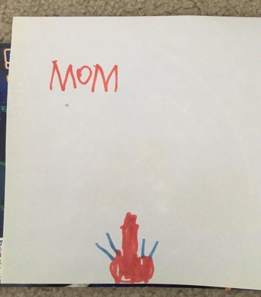 открытка маме с днем рождения