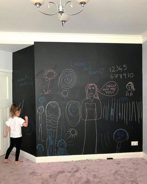 стена для рисований