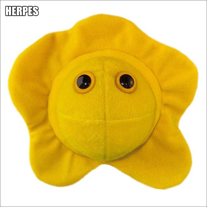 желтая игрушка