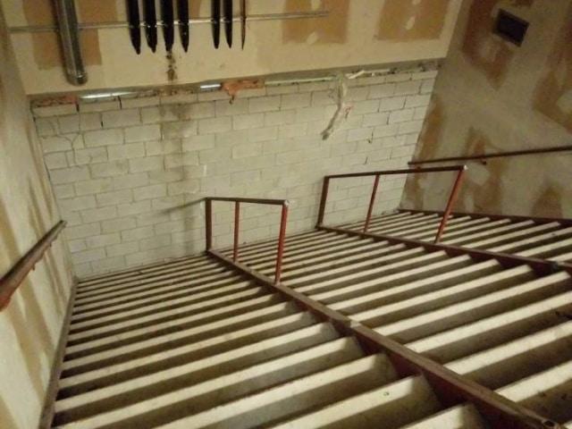 лестница и тупик