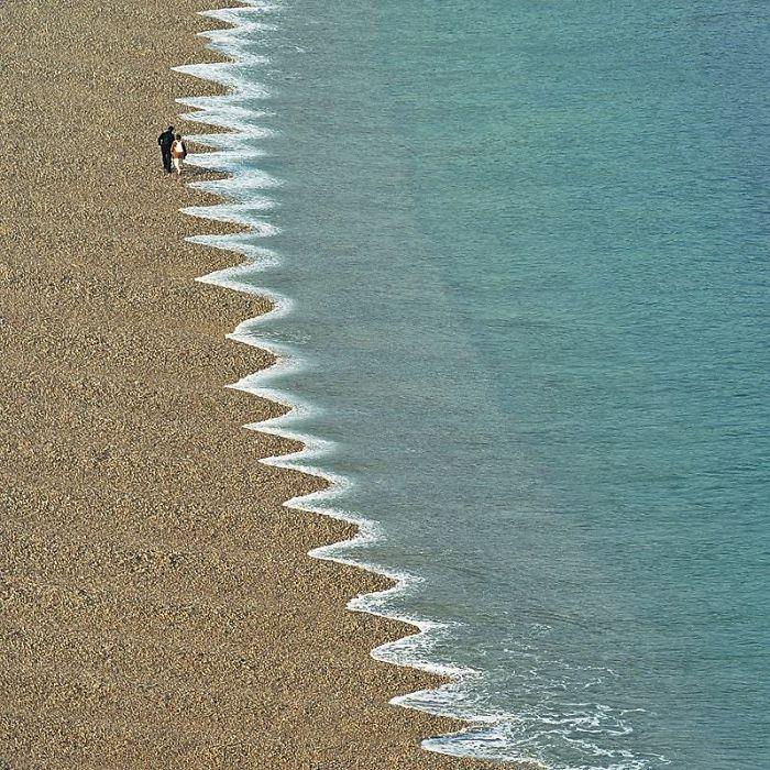 красивые волны