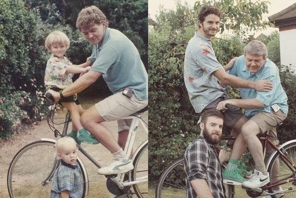 семья тогда и сейчас рис 2