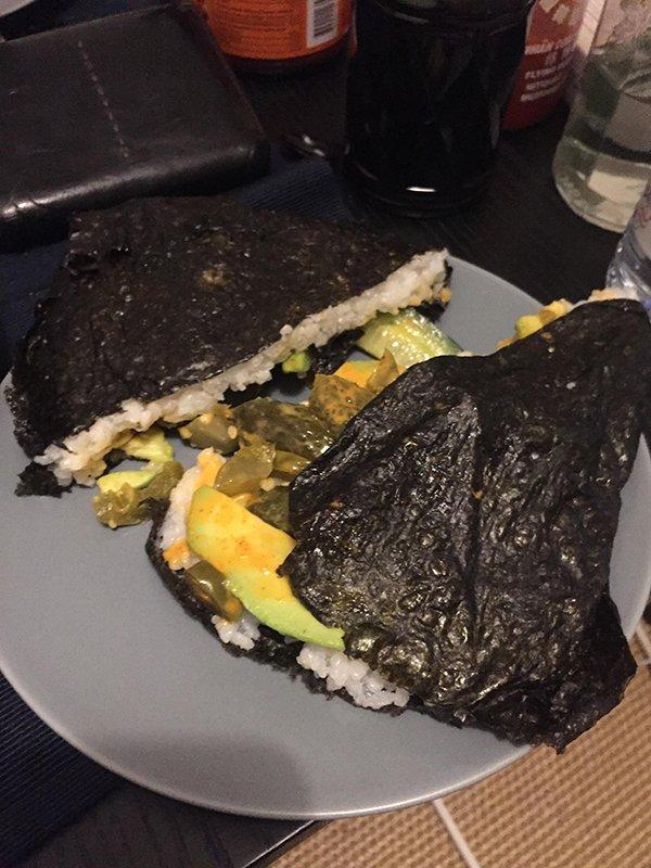 суши-сэндвич