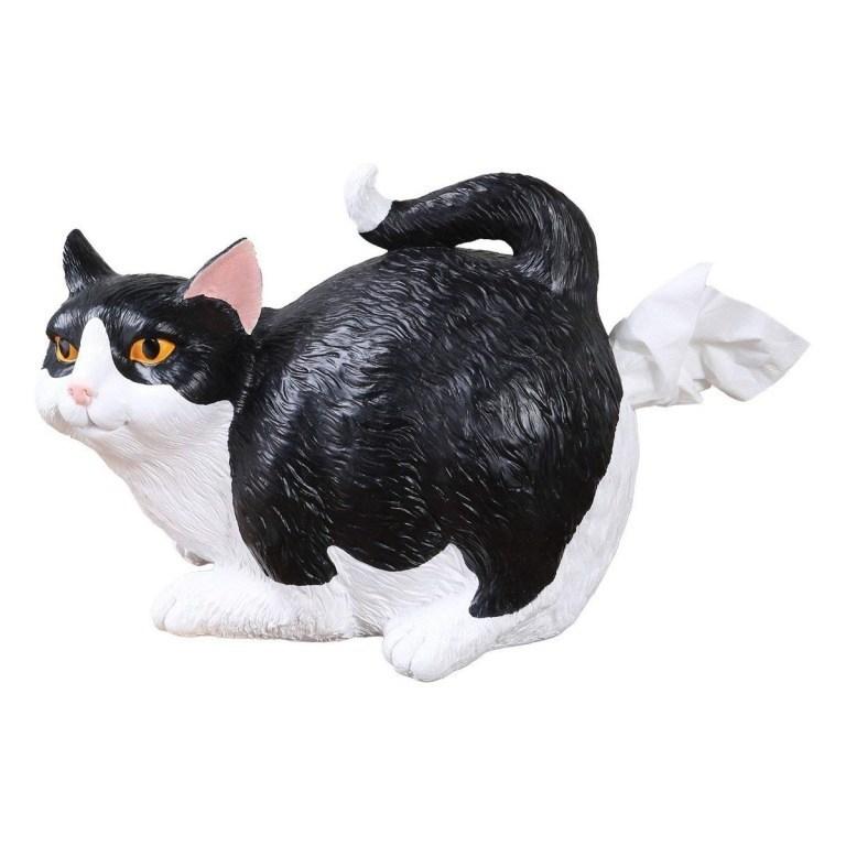 салфетница в виде кошки