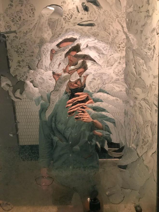 мутное зеркало
