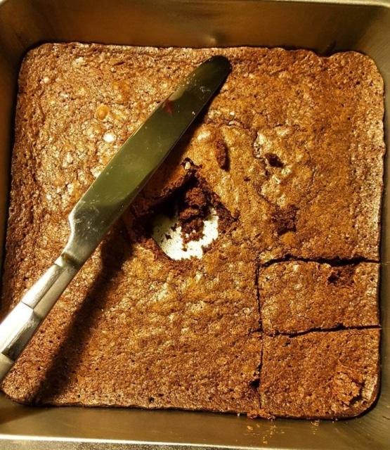 испорченный пирог