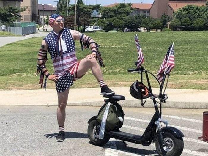 американский патриот