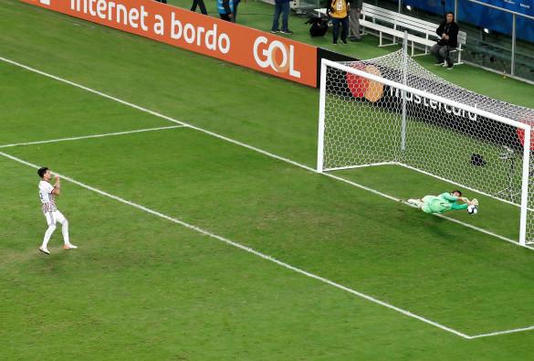 На Кубке Америки все идет к полуфиналу Бразилия – Аргентина. Бразильцы справились, теперь очередь команды Месси Спорт