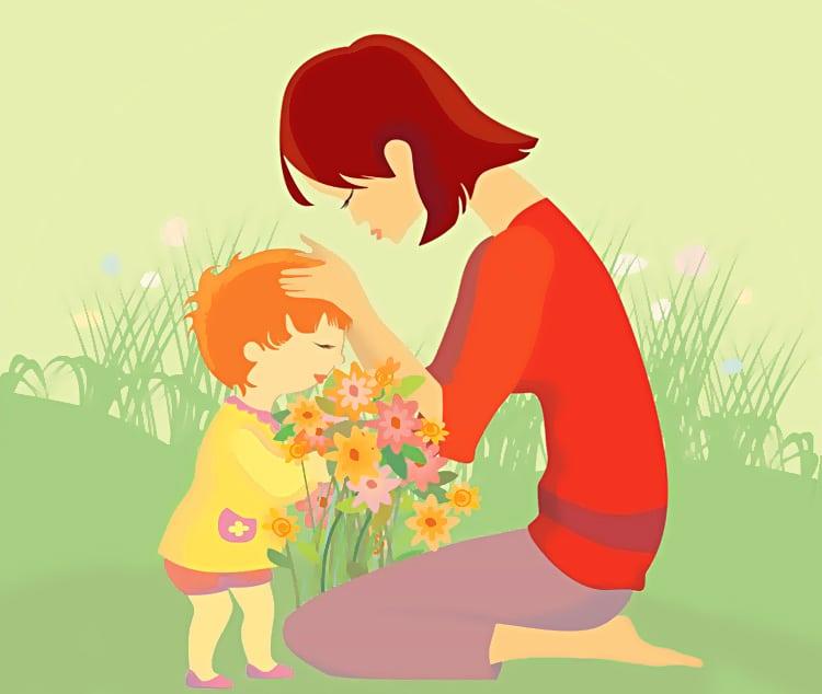 Глубокая притча «О матери»