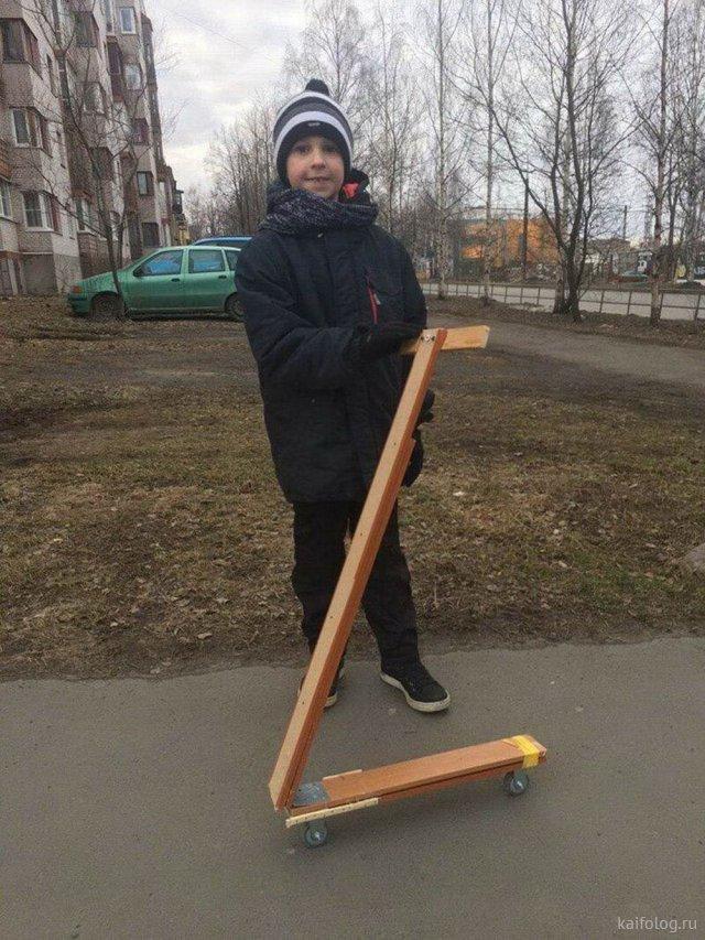 Это Россия детка! Подборка смешных картинок