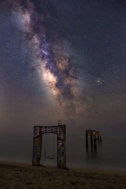 Фотографии, вошедшие в шорт-лист конкурса UK Astronomy Photographer of the Year 2019 (20 фото)