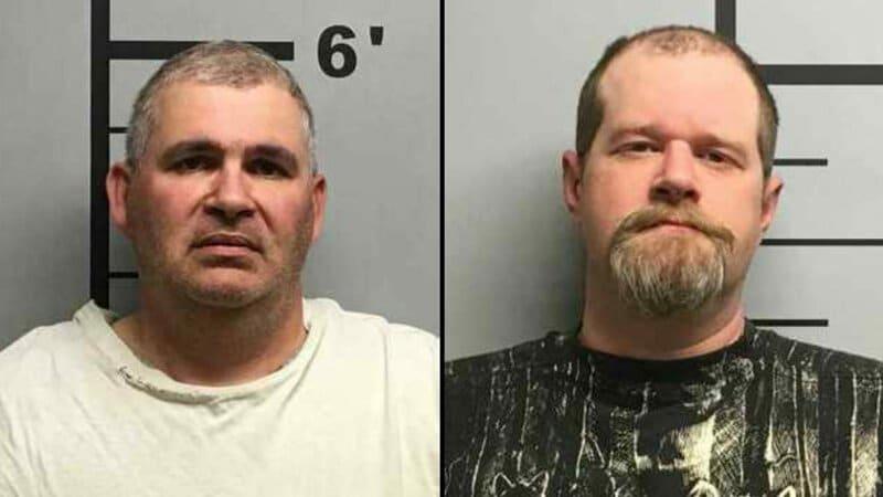 Два пьяных американца решили проверить бронежилет и расстреляли друг друга из винтовок (2фото)