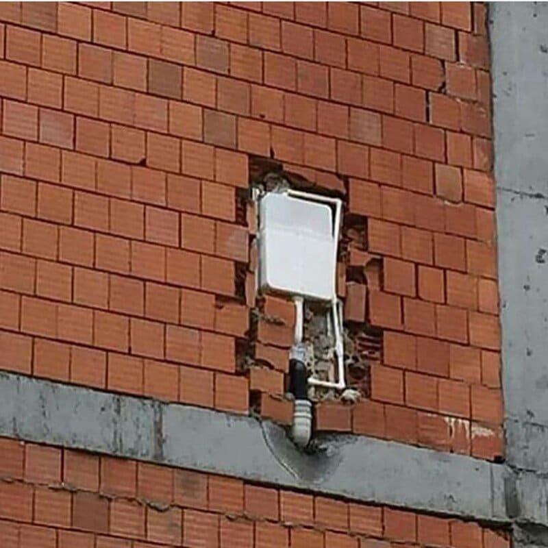 25 жутких ляпов, которые выдают некомпетентных горе-строителей (26фото)