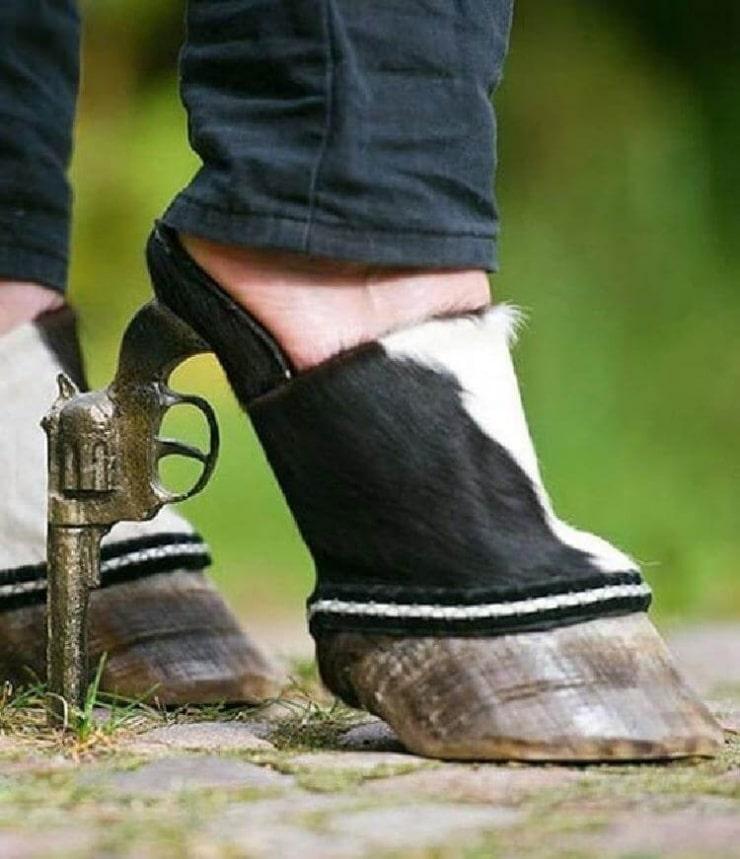 Днем, картинки смешных ботинок
