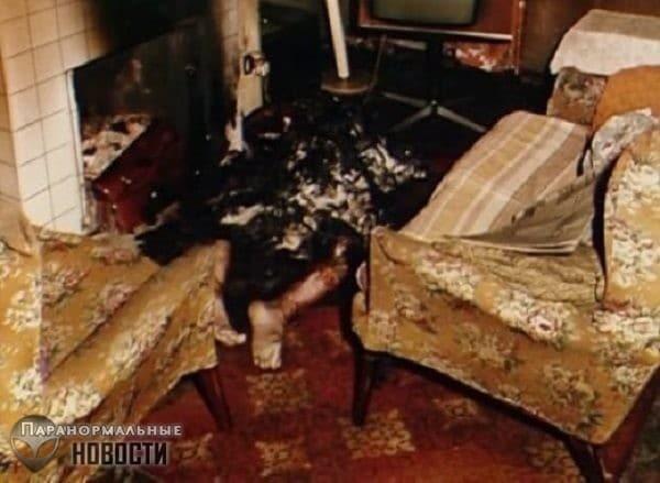 Случай самовозгорания ирландца Майкла Фаерти Тайны и мифы