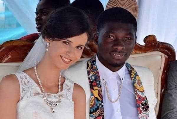 Как выглядит ребенок от простой русской девушки и нигерийца голубых кровей