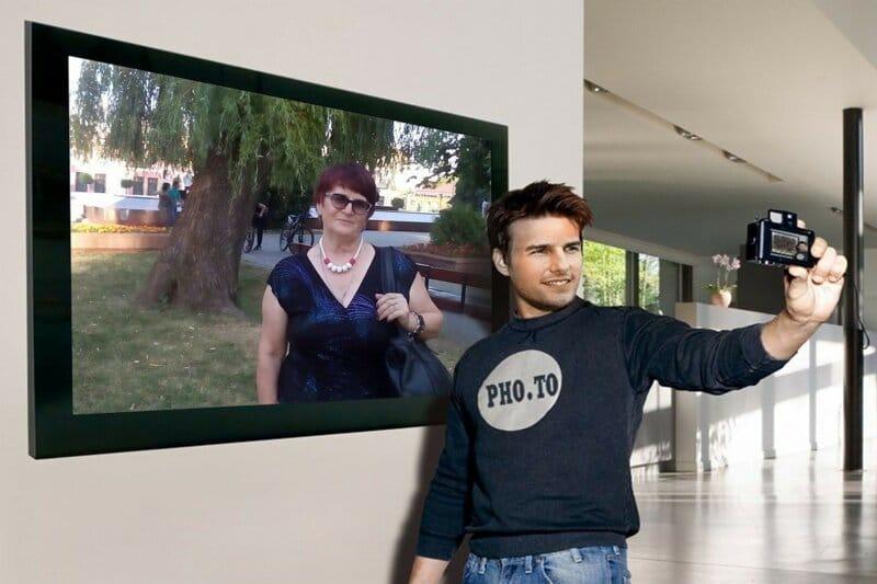 5. Фото со знаменитостями - это высший уровень мастерства photoshop, одноклассники, прикол, смех, фотошоп, юмор