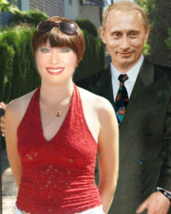 6. Как оказалось, у Путина в Одноклассниках очень много близких людей photoshop, одноклассники, прикол, смех, фотошоп, юмор