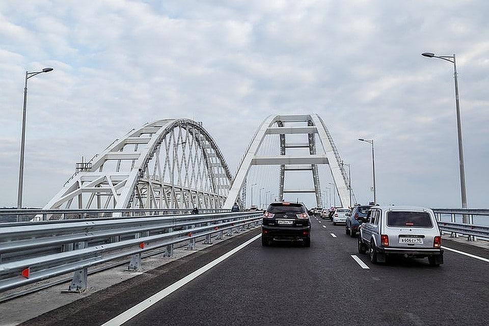 Антирекорд: Лихач проехал по Крымскому мосту со скоростью 195 километров в час авто и мото,автоновости,Россия