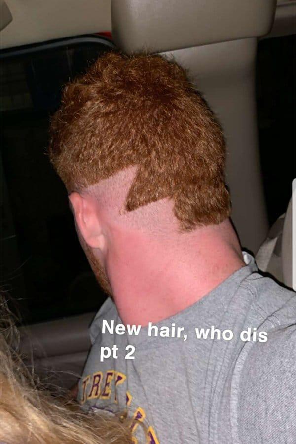 парень с рыжими волосами