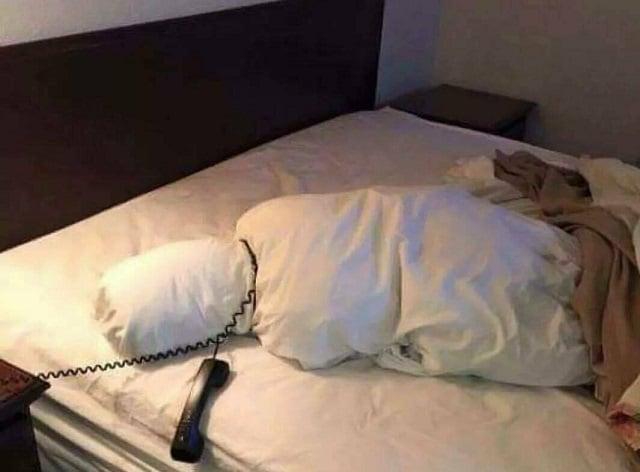 """Полотенечный"" юмор от сотрудников гостиниц (15 фото)"