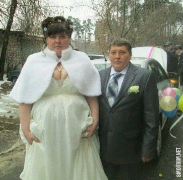 русская девушка прикол