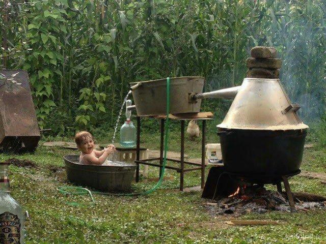 30 приколов про сезонное отключение горячей воды