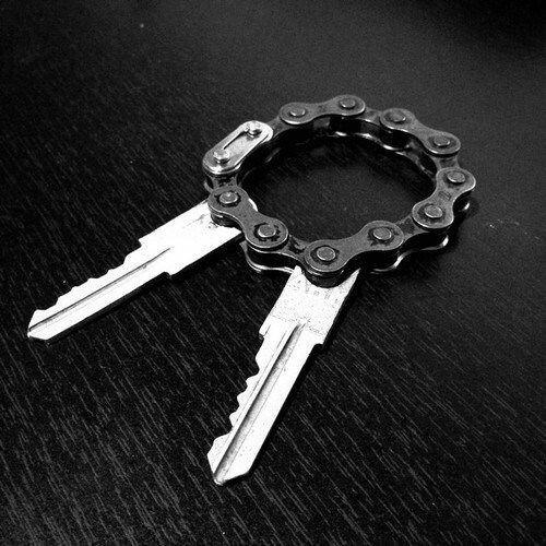 Брелок для ключей: функциональность и креатив (19фото)