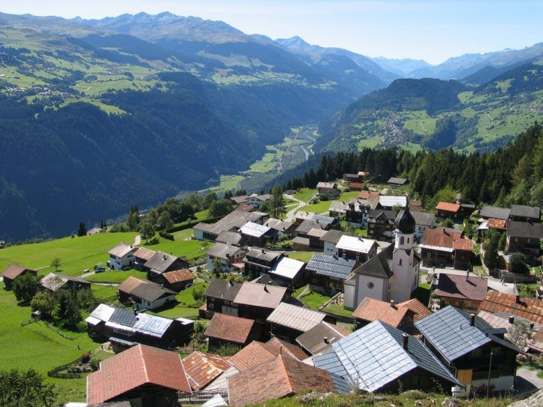25 увлекательных фактов о Швейцарии, о которых вы не знали