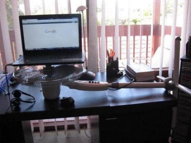 кулер для ноутбука