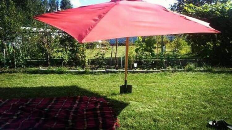 большой зонт