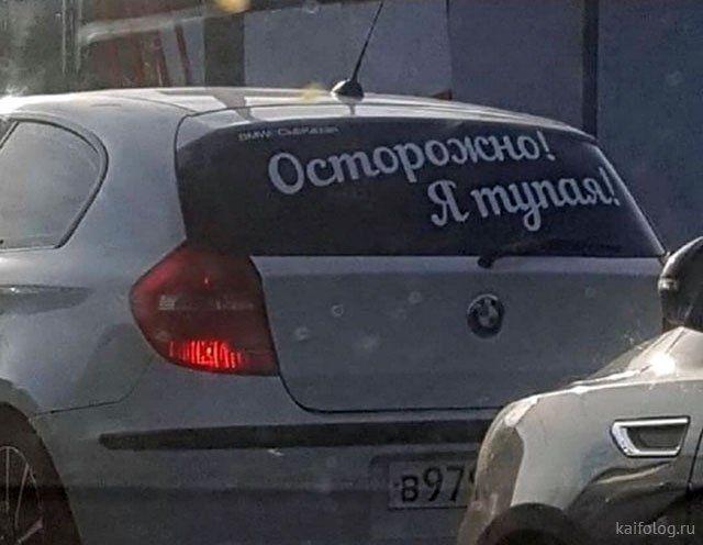 Вот такая она, Россия (35 приколов)