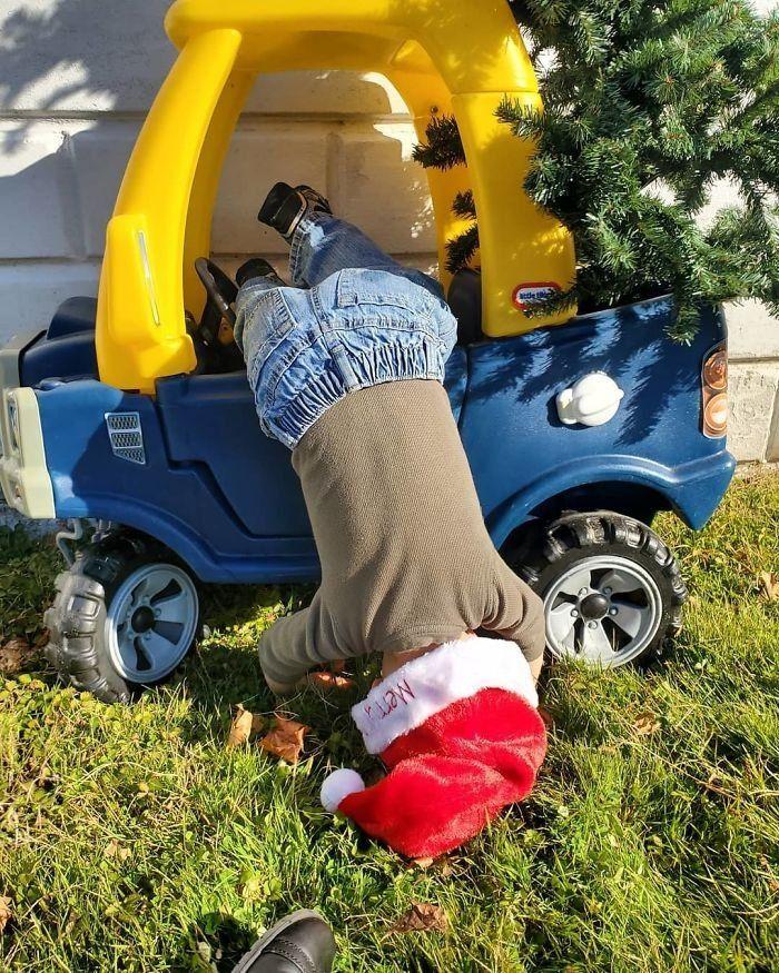 Веселые рождественские неудачи и происшествия