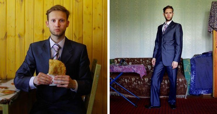 Фотограф последовал советам по достижению успеха и показал, как это выглядит в реалиях российской глубинки