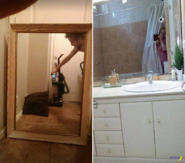 Не так просто продать зеркало! Приколы,ekabu,ru,фото